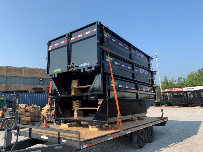 2021 Load Trail 14 X 83 ROLL OFF BOX DUMP BOX