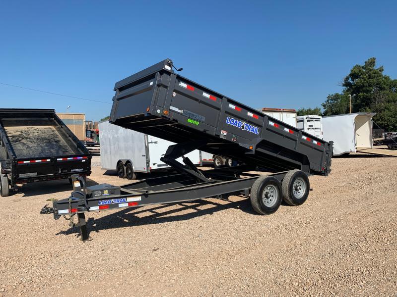 2022 Load Trail 16 X 83 TANDEM AXLE DUMP TRAILER