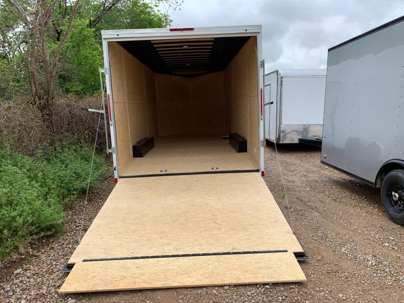 2021 Look Trailers 8.5' X 20' TANDEM AXLE ENCLOSED