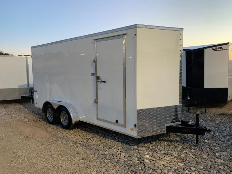 2022 Forest River 7 X 16 TANDEM AXLE ENCLOSED