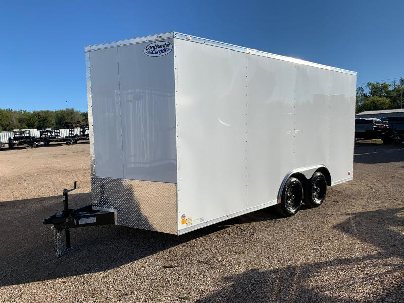 2022 Forest River 8.5 X 16 TANDEM AXLE ENCLOSED