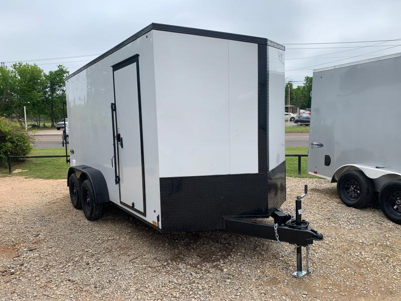 2022 Look Trailers ELEMENT 7' X 14' TANDEM AXLE ENCLOSED