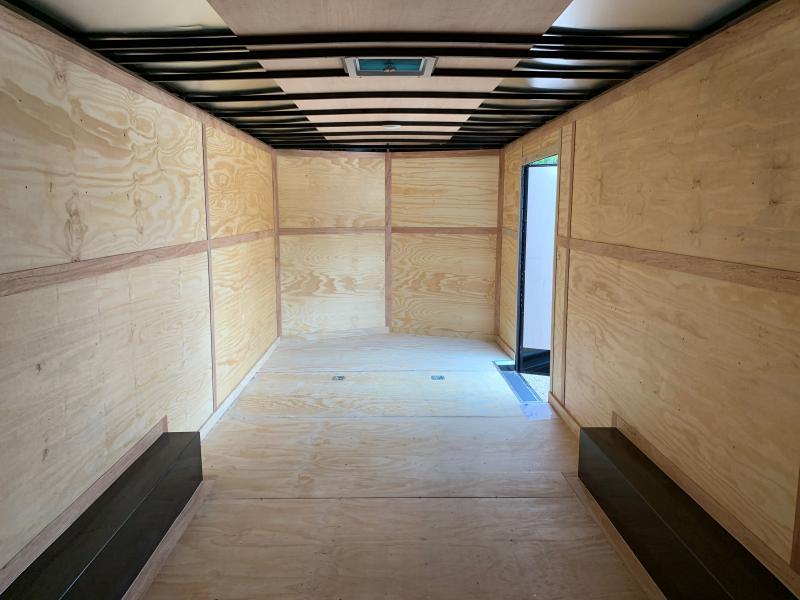 2021 Continental Cargo 24' X 8.5' TANDEM AXLE ENCLOSED