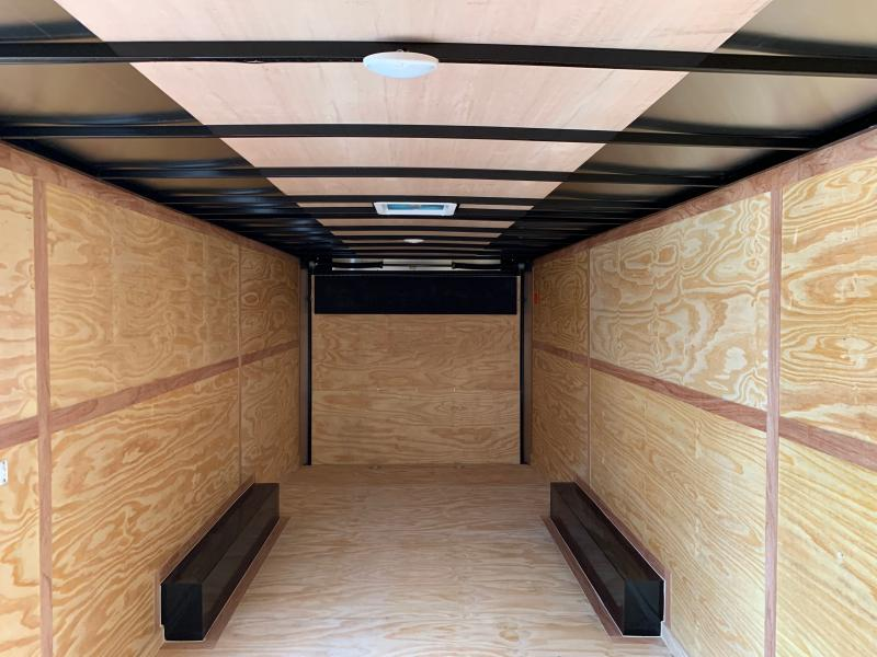 2021 Continental Cargo 24' X 8.5' TANDEM AXLE ENCLOSED
