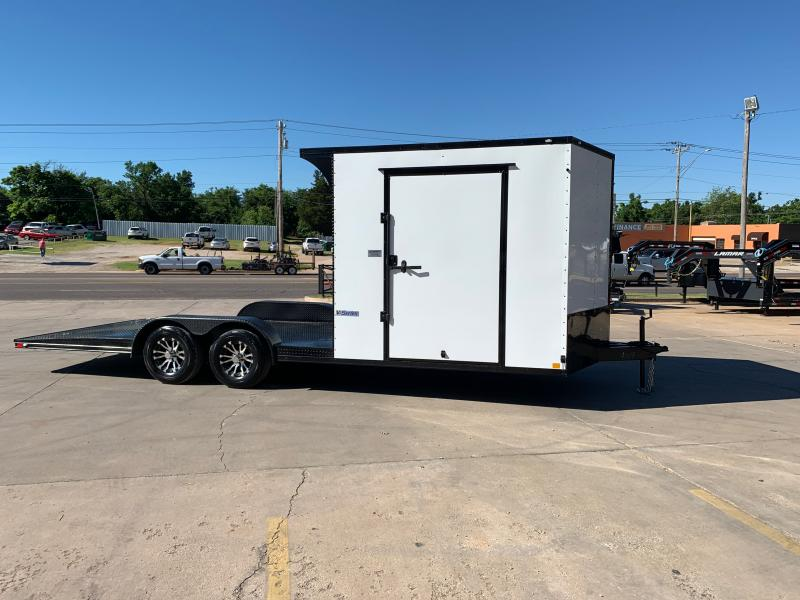 2021 Forest River Inc. 8.5 22 TANDEM AXLE HYBRID ENCLOSED
