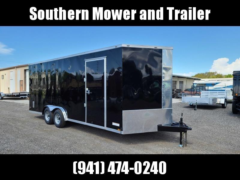 Anvil 8X20 Extra Tall 9990 LB Enclosed Cargo Trailer