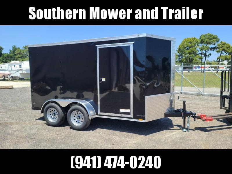 2021 Anvil AT6X12TA Enclosed Cargo Trailer