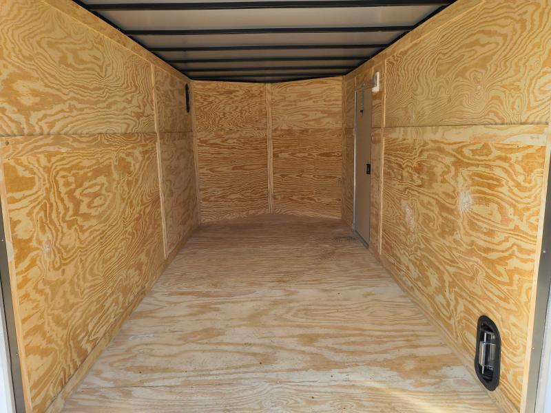2022 Anvil 7X14 Single Axle Enclosed Cargo Trailer