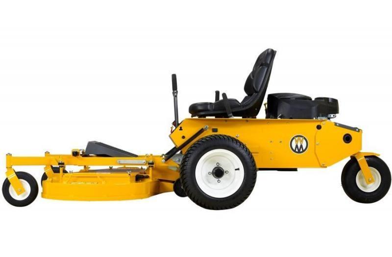 2019 Walker Mowers R21 Lawn Mower