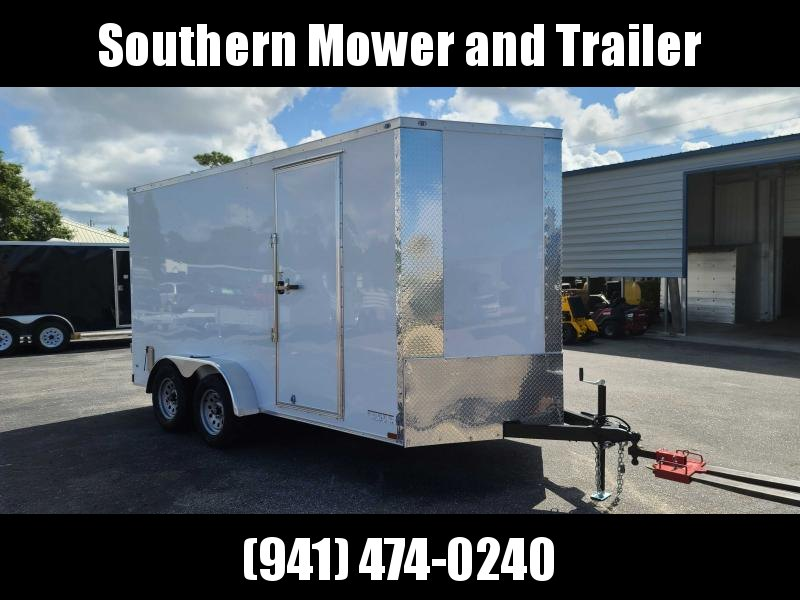 2022 Anvil 7X14 Extra Tall Enclosed Cargo Trailer