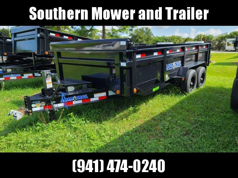2022 Load Trail 83X16 Dump Trailer 14K LB GVWR