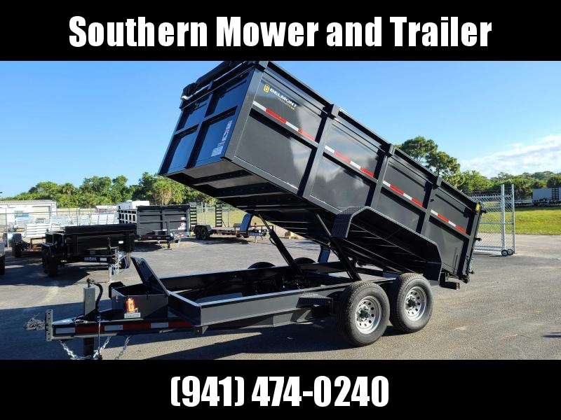 2021 Belmont DTL8114-14K High Sided Dump Trailer