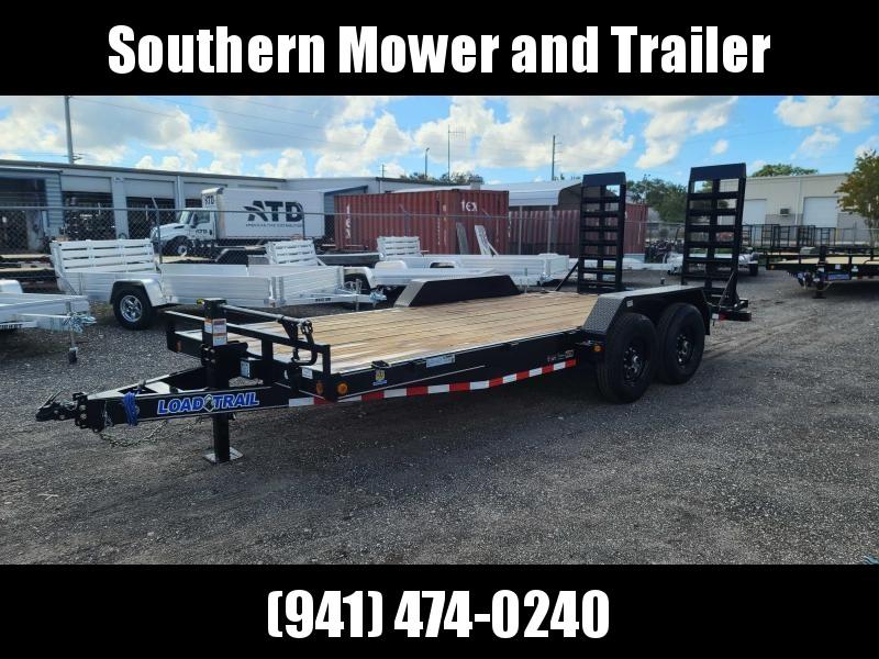 2022 Load Trail 83X18 Equipment Trailer 14K LB GVWR Flatbed