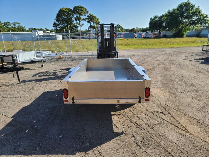 2021 Belmont AIR5108 8' Aluminum Utility Trailer