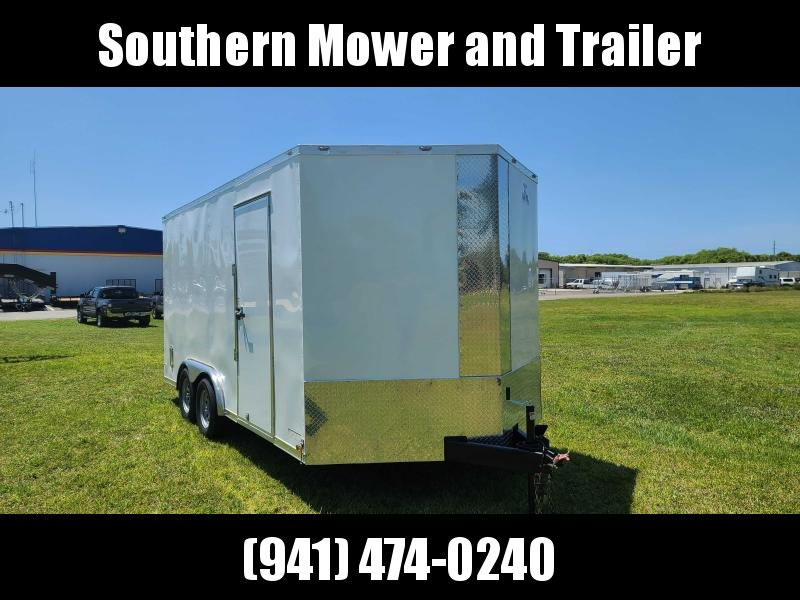 2021 Anvil AT8X16TA2 Extra Tall Enclosed Cargo Trailer