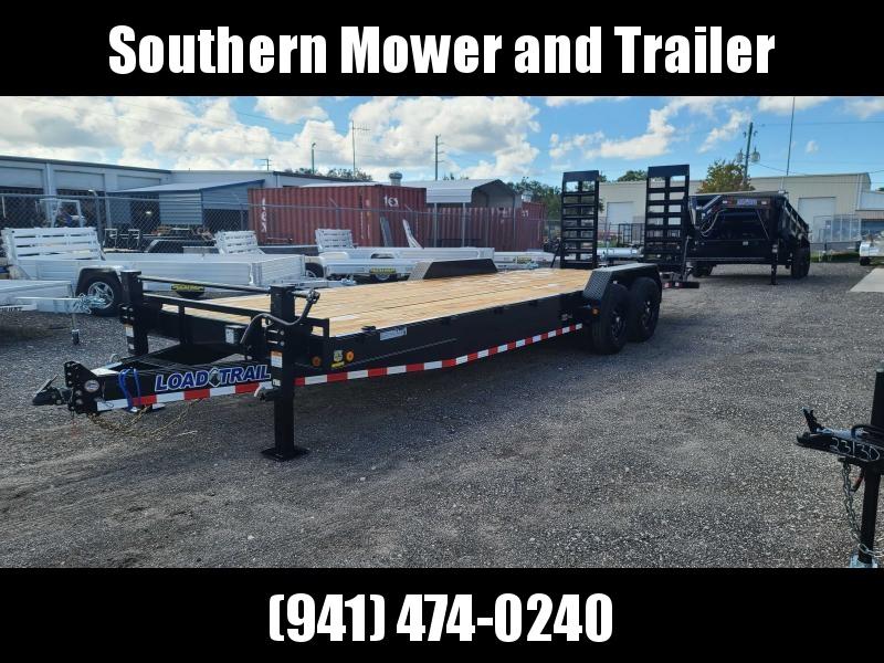 2022 Load Trail 83X24 Equipment Trailer 14K LB GVWR