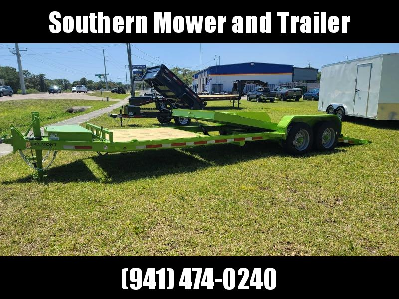 2021 Belmont SSTD24-16K Tiltbed Equipment Trailer