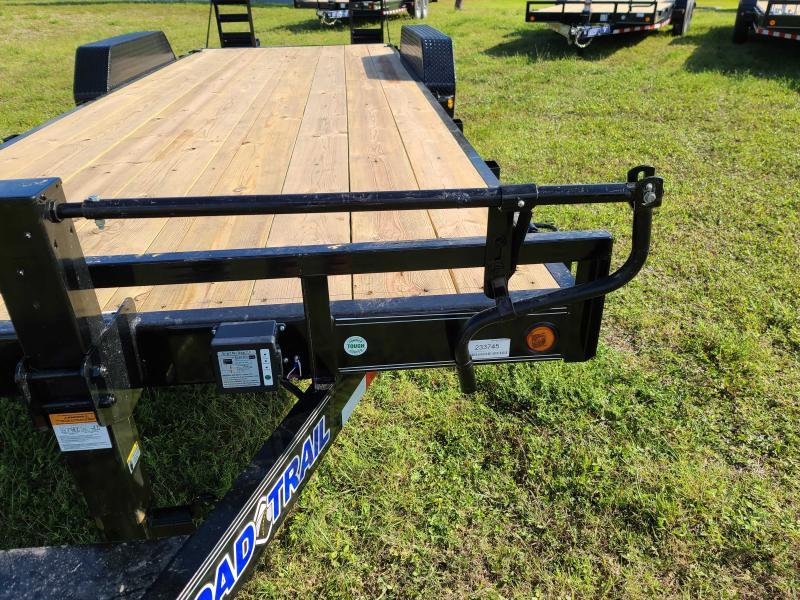 2021 Load Trail CH8322072 22' Equipment Trailer