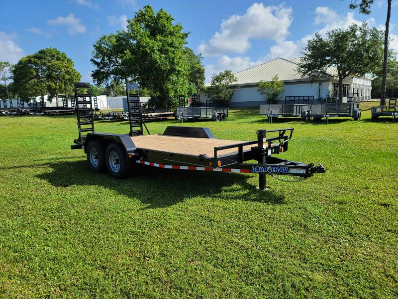 2021 Load Trail CH8316072 16' Equipment Trailer