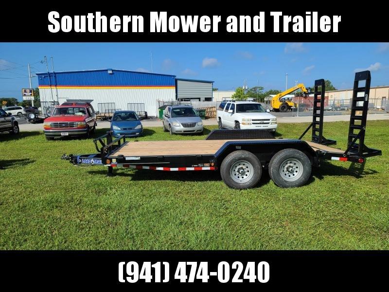 2021 Load Trail CH8316072 16' Equipment Trailer