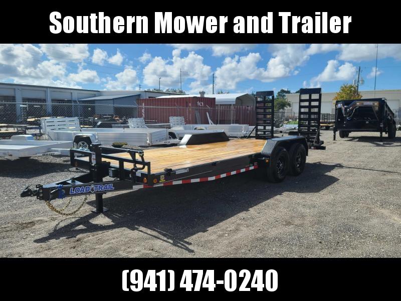2022 Load Trail 83X20 Flatbed Equipment Trailer 14K LB