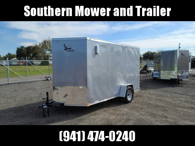 2021 Lark 6X12 Enclosed Cargo Trailer Enclosed Cargo Trailer