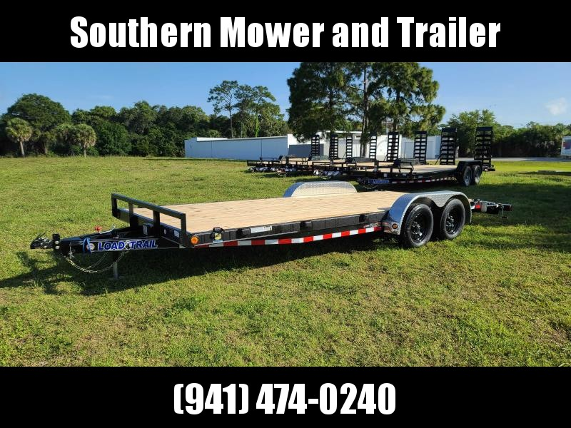 2021 Load Trail CH8320032 20' Car / Racing Trailer