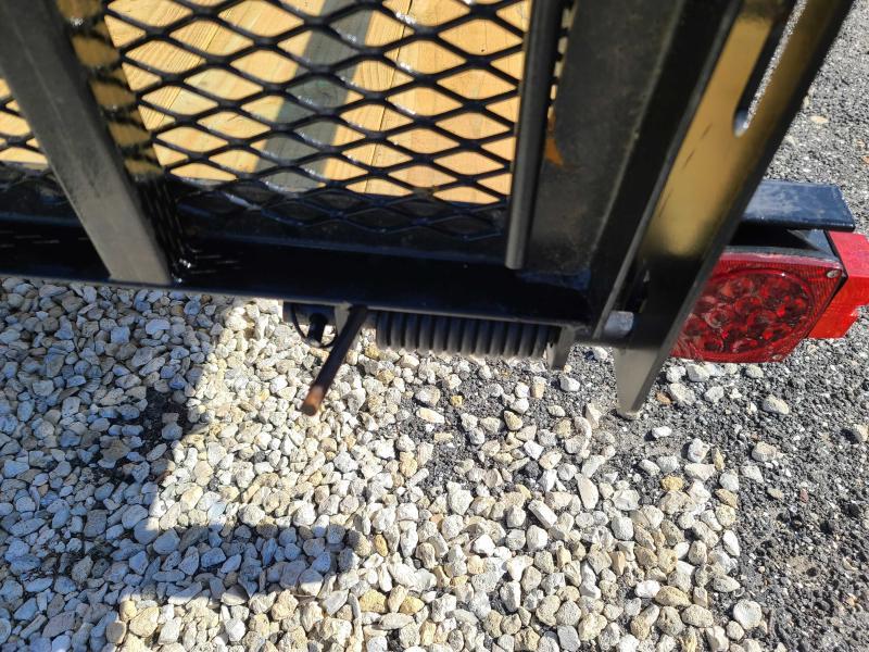2022 Currahee 5X8 Single Axle Utility Trailer