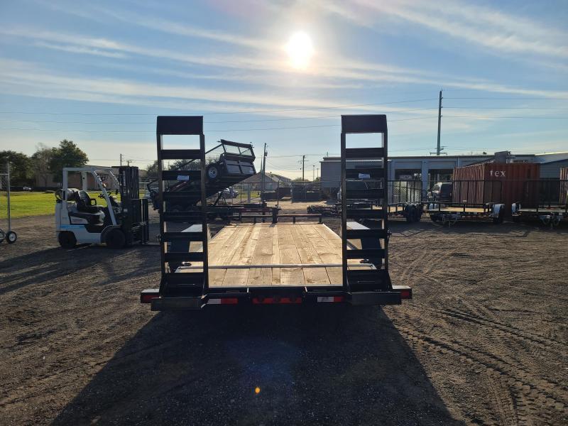 2021 Load Trail CH8318072 18' Equipment Trailer
