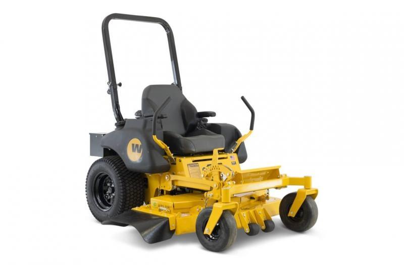 2020 Wright ZTO 48 FX730E Zero-Turn Lawn Mowers