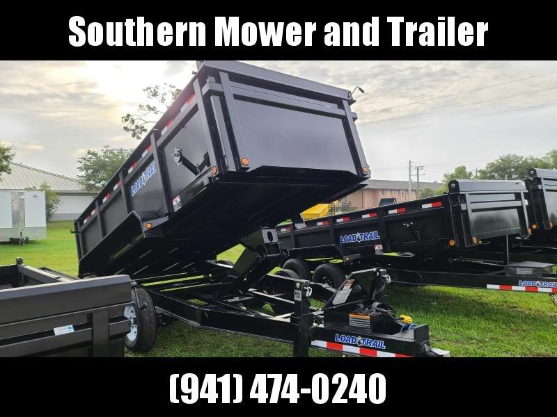 2021 Load Trail DT8316073 16' Triple Axle Dump Trailer 21K LB GVWR