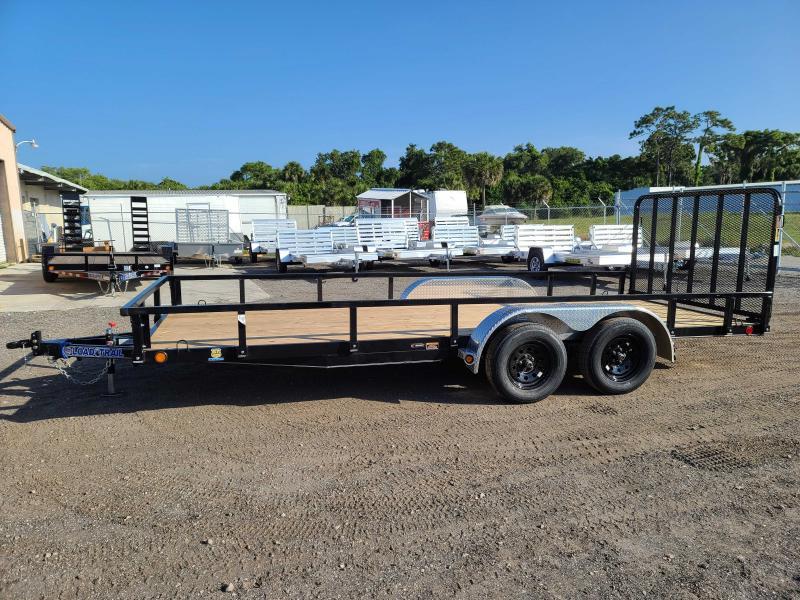 2021 Load Trail UT8318032 18' Utility Trailer