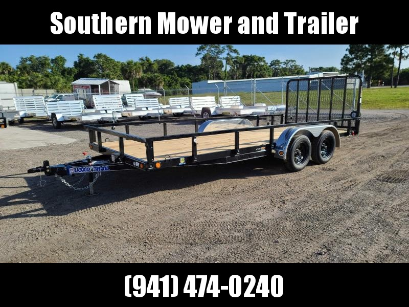 2021 Load Trail UT8318032 18' Utility Trailer