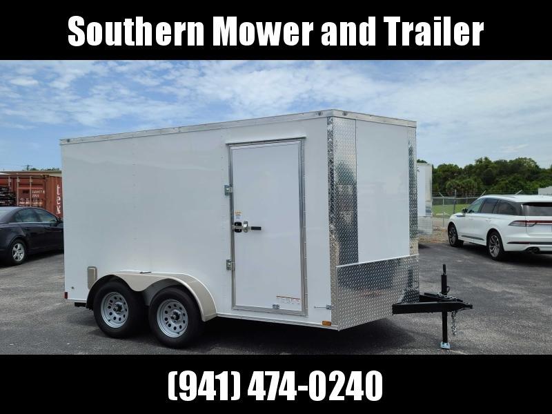 2021 Anvil AT7X12TA2 7X12 Enclosed Cargo Trailer