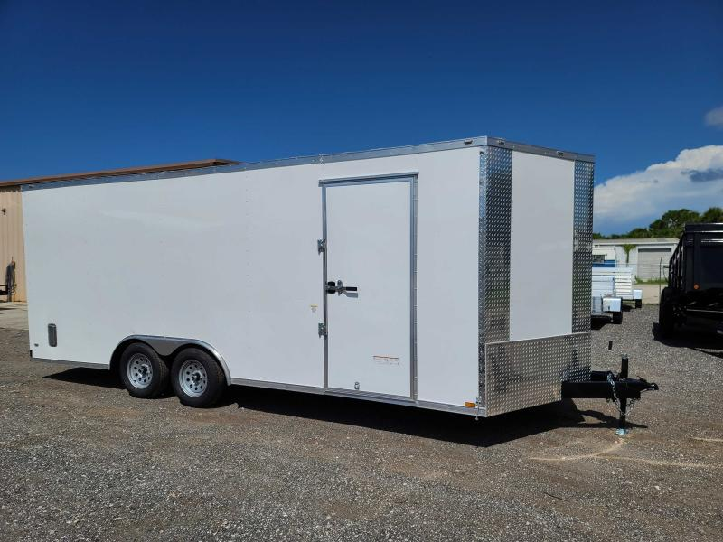 2022 Anvil 8.5X20 Enclosed Cargo Trailer