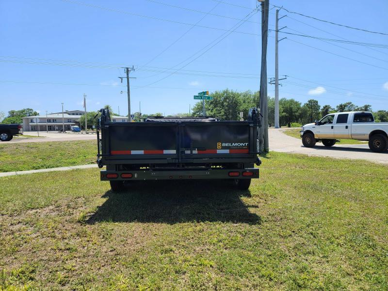 2021 Belmont DTX8114-14K Dump Trailer