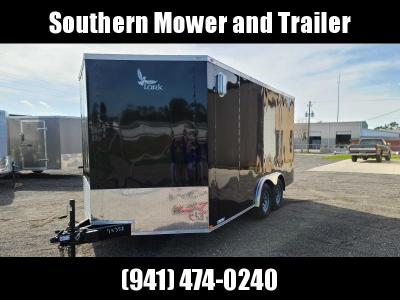 2021 Lark 8.5x16 HD Enclosed Cargo Enclosed Cargo Trailer