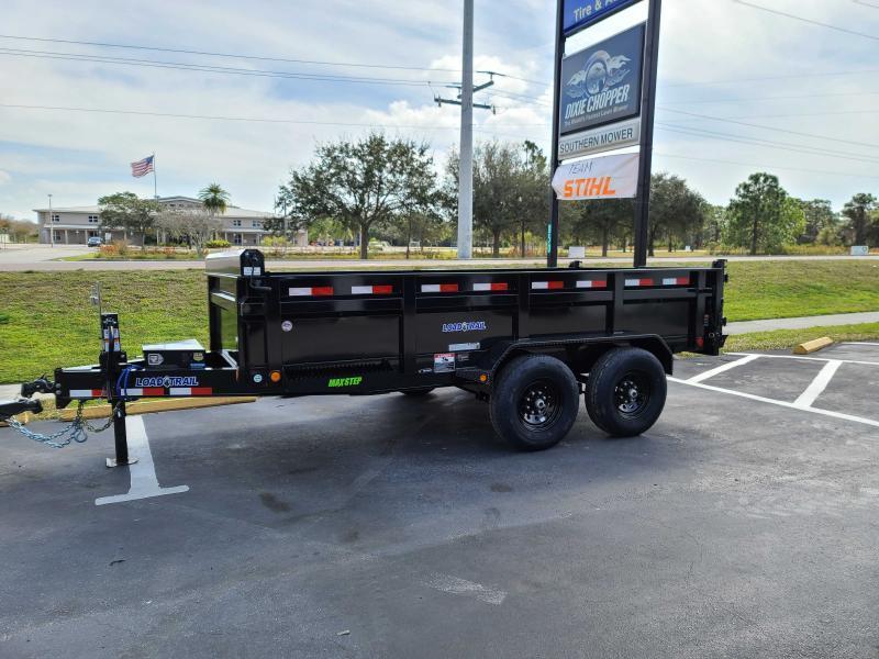 2021 Load Trail 83X14 14000 LB GVWR Dump Trailer