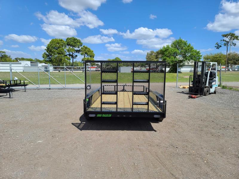 2021 Rhino Trailers 76X14 Landscape ATV UTV Utility Trailer