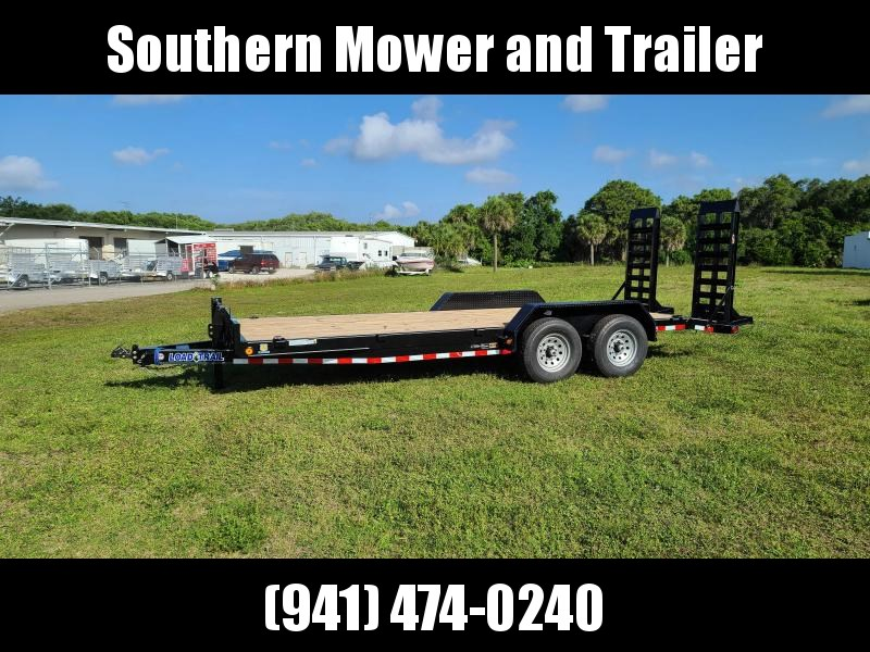 2021 Load Trail CH8320072 20' Equipment Trailer
