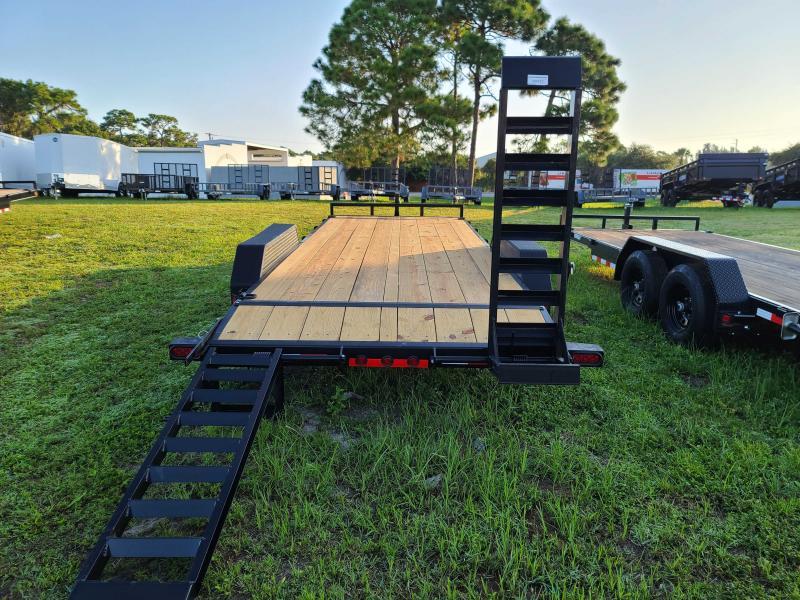 2022 Load Trail 83X20 Equipment Trailer 9990 LB GVWR XH8320052