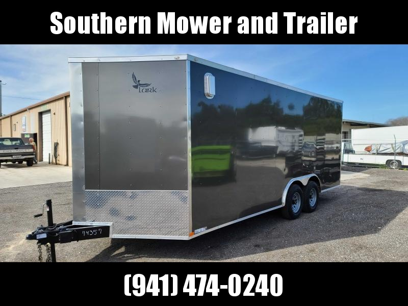 2021 Lark 8.5X20 HD Enclosed Cargo Trailer Enclosed Cargo Trailer