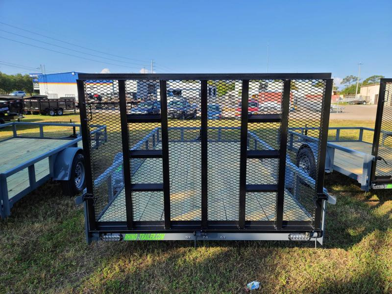 2021 Rhino Trailers 76X14 ATV UTV Utility Trailer