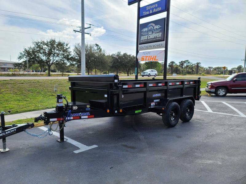 2022 Load Trail 83X14 Dump Trailer 14000 LB GVWR