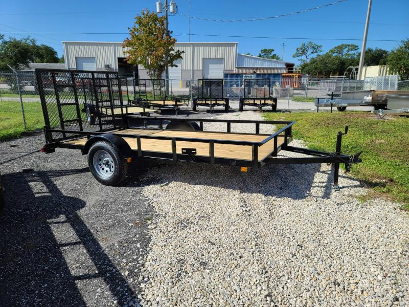 2022 Currahee 76X12 Landscape Utility Trailer ATV UTV
