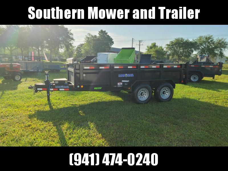 2021 Load Trail DT8314072 14' Dump Trailer