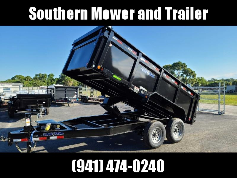 2021 Load Trail DT8314072 14' Tall Sided Dump Trailer