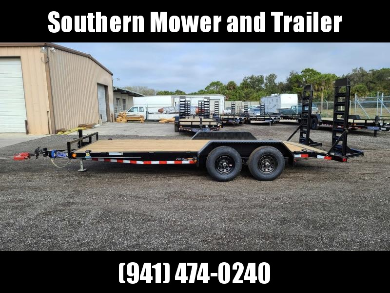 2021 Load Trail CH8318052 18' Equipment Trailer 9990 LB GVWR