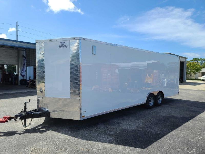 2022 Anvil 8.5X24 Extra Tall Enclosed Cargo Trailer