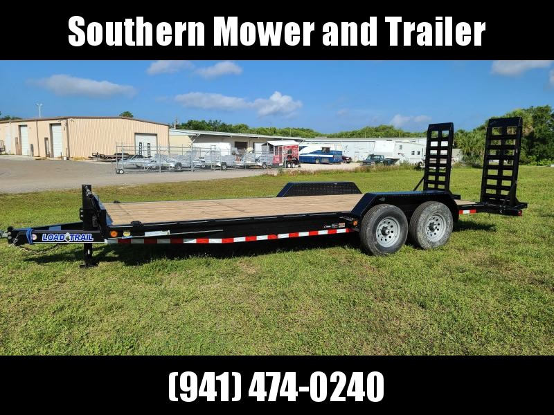 2021 Load Trail CH8322072 22' Equipment Trailer